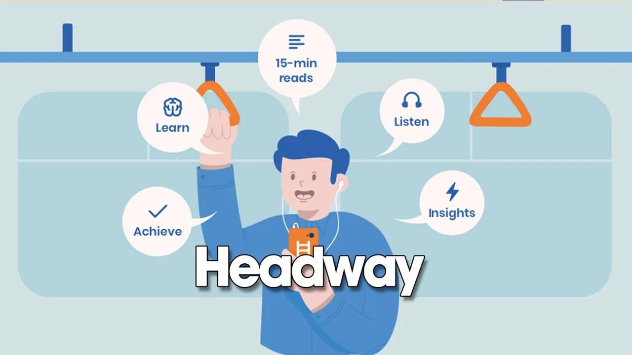 Headway Books Key Idea Poster