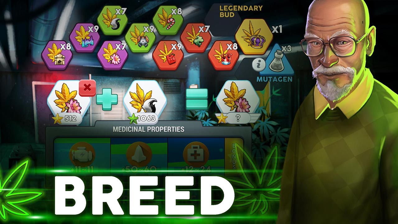Hampire Plant Growing Game Screen 3