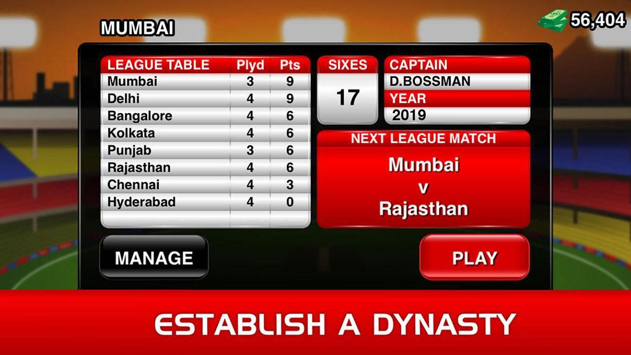 Stick Cricket Premier League Screen 3
