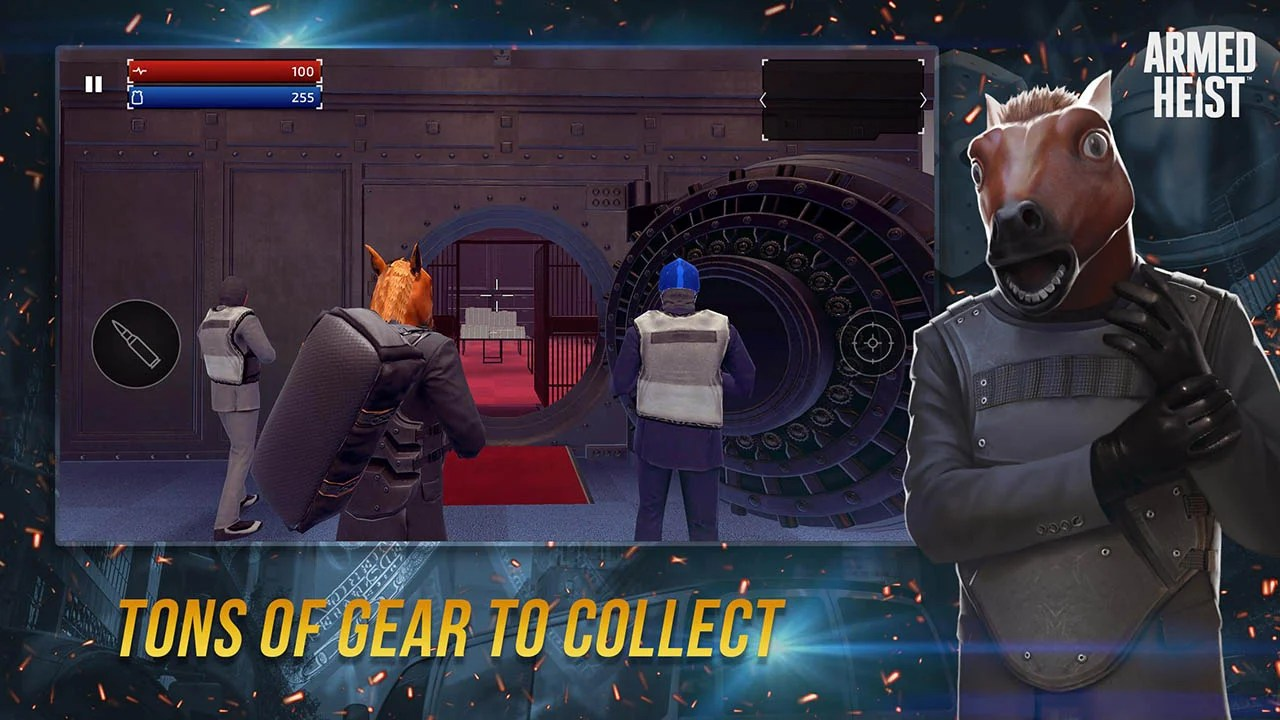 Armed Robbery Screen 1