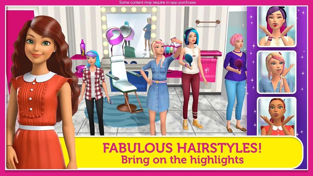 Barbie Dreamhouse Adventures Screen 2