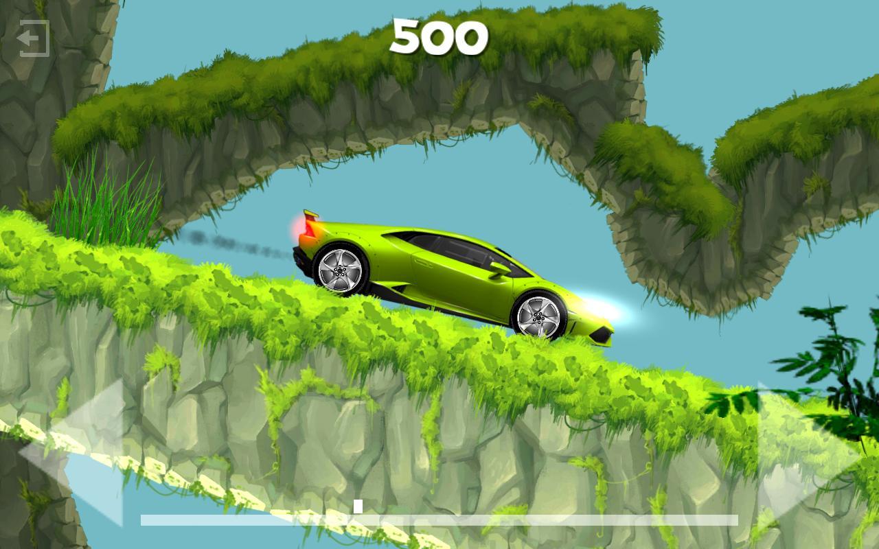 Axion Hill Racing Screen 1