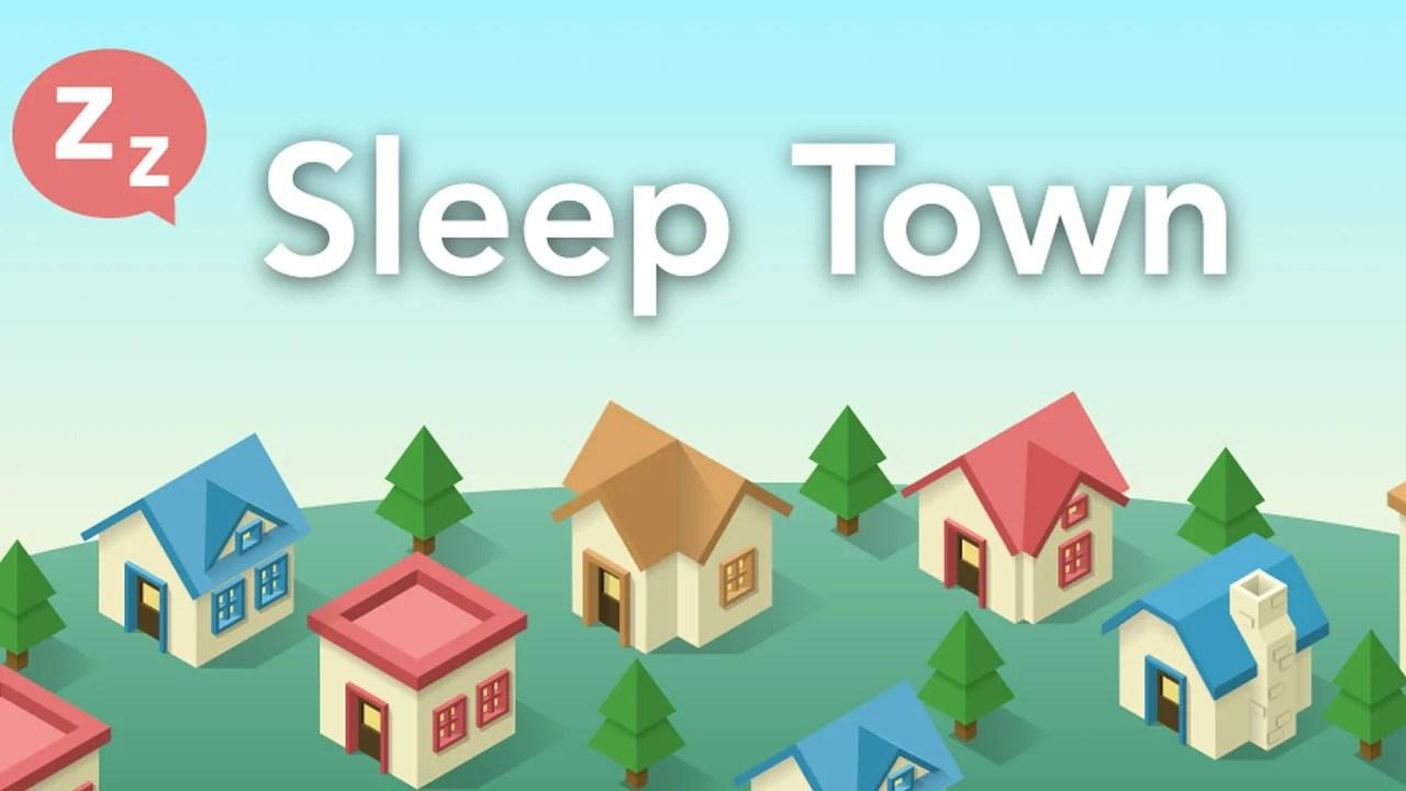 Sleeptown poster