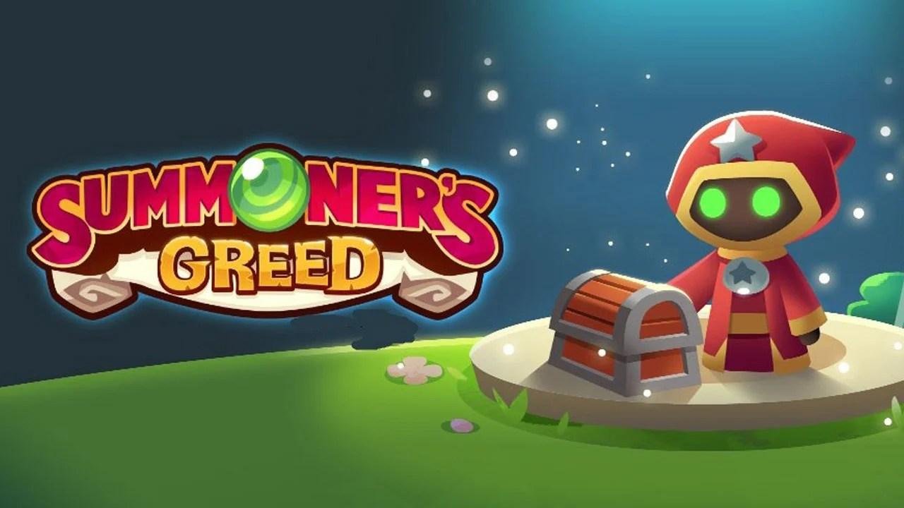 Sumner's greed poster
