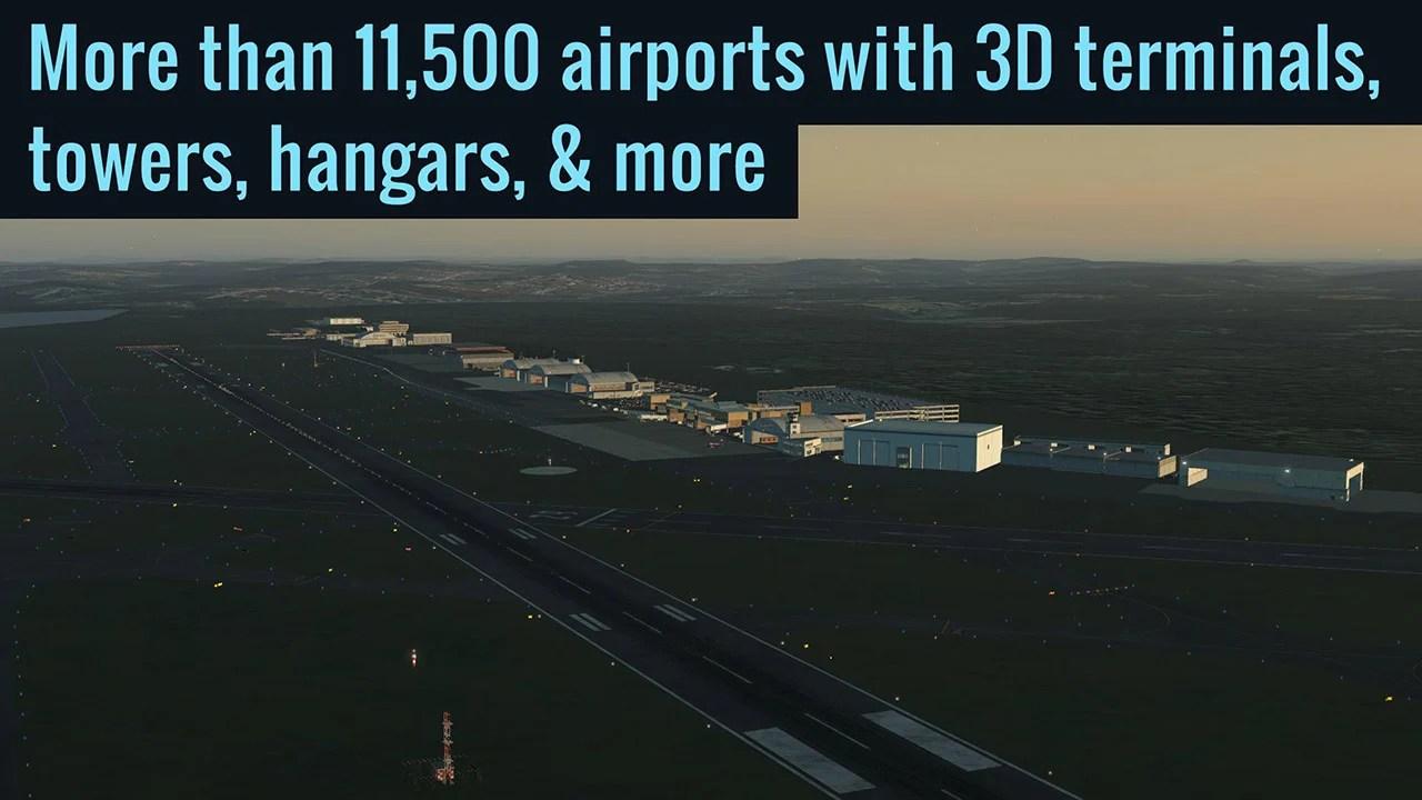 X Plane Flight Simulator Screen 3