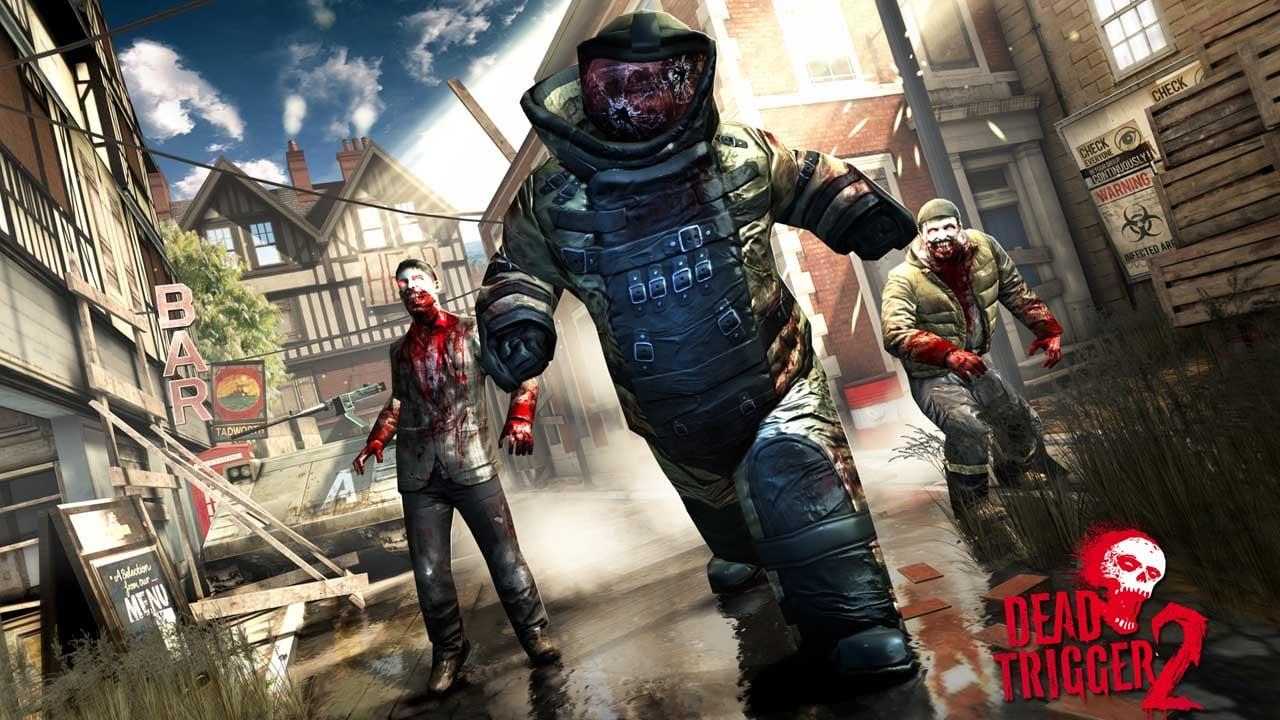 Dead Trigger 2 Poster