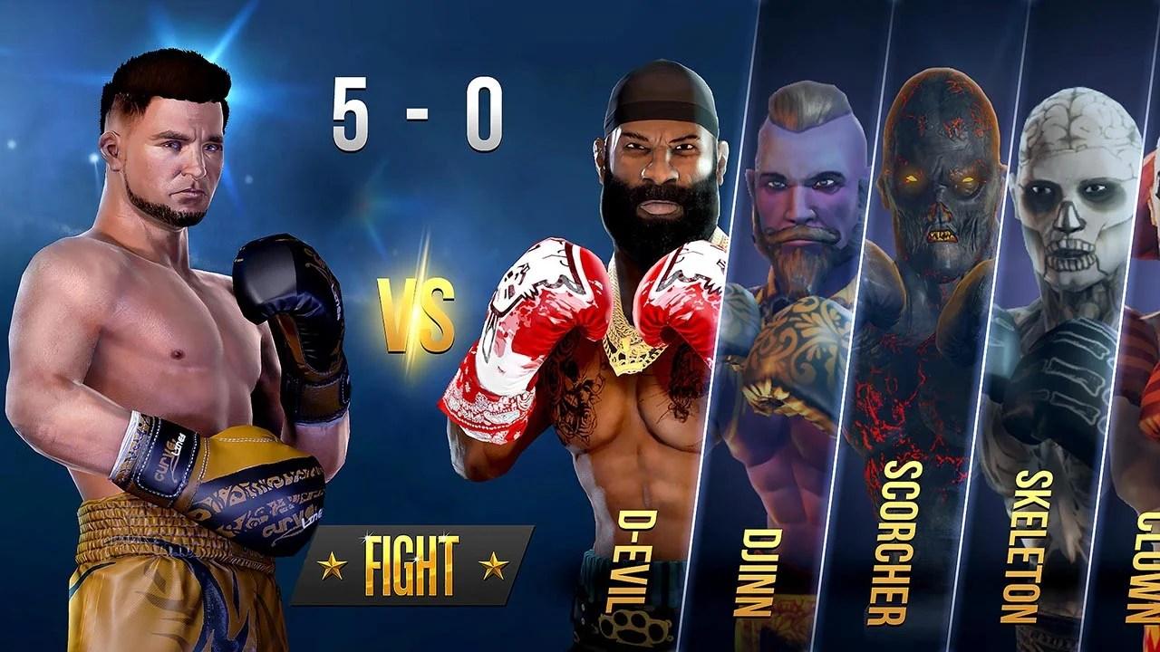Real Boxing 2 screen 0