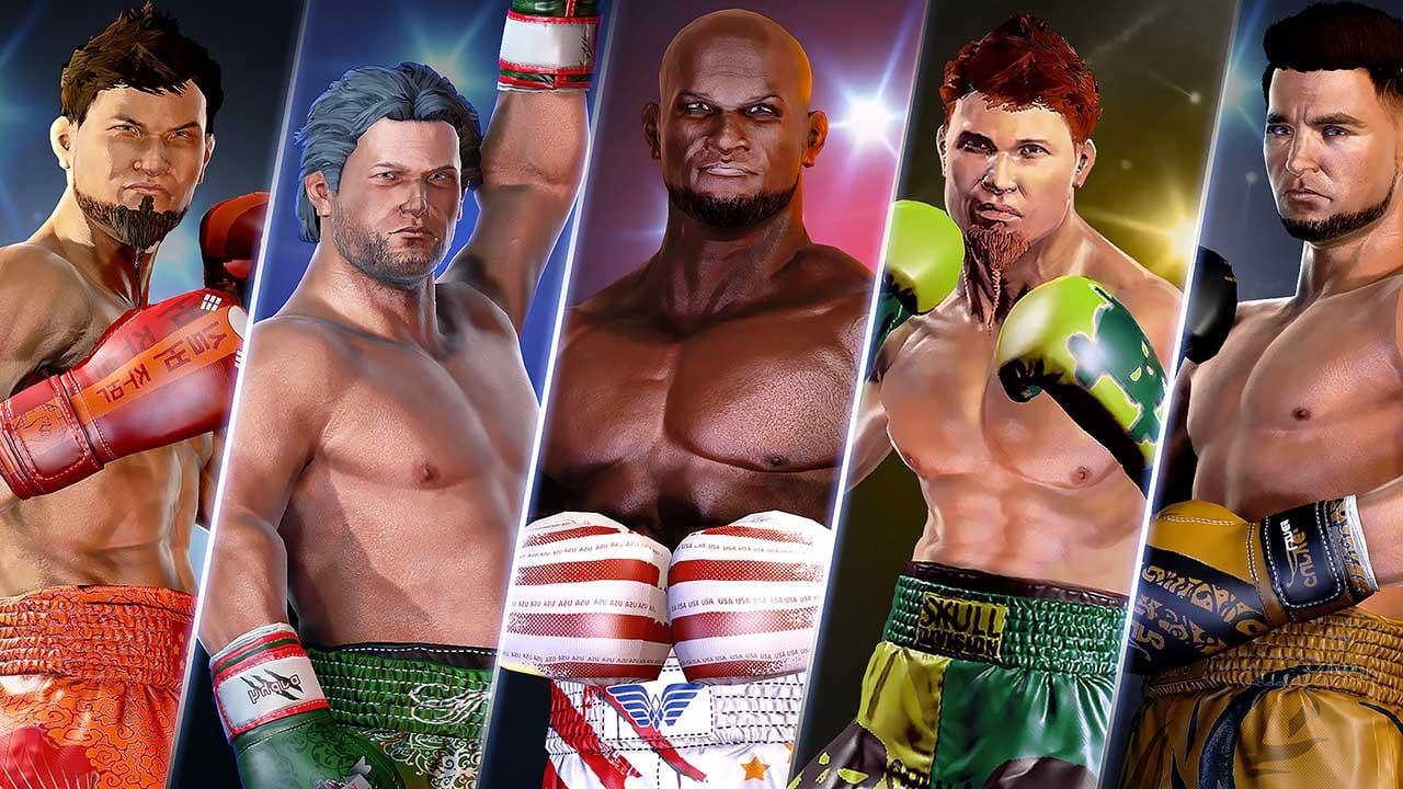 Real Boxing 2 Screen 2