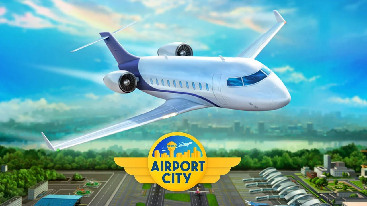 Airport City Poster