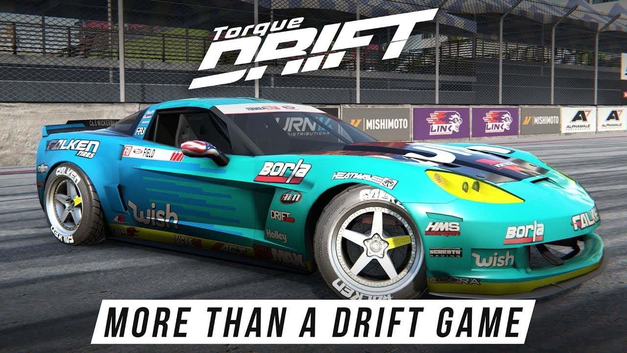 Torque drift poster