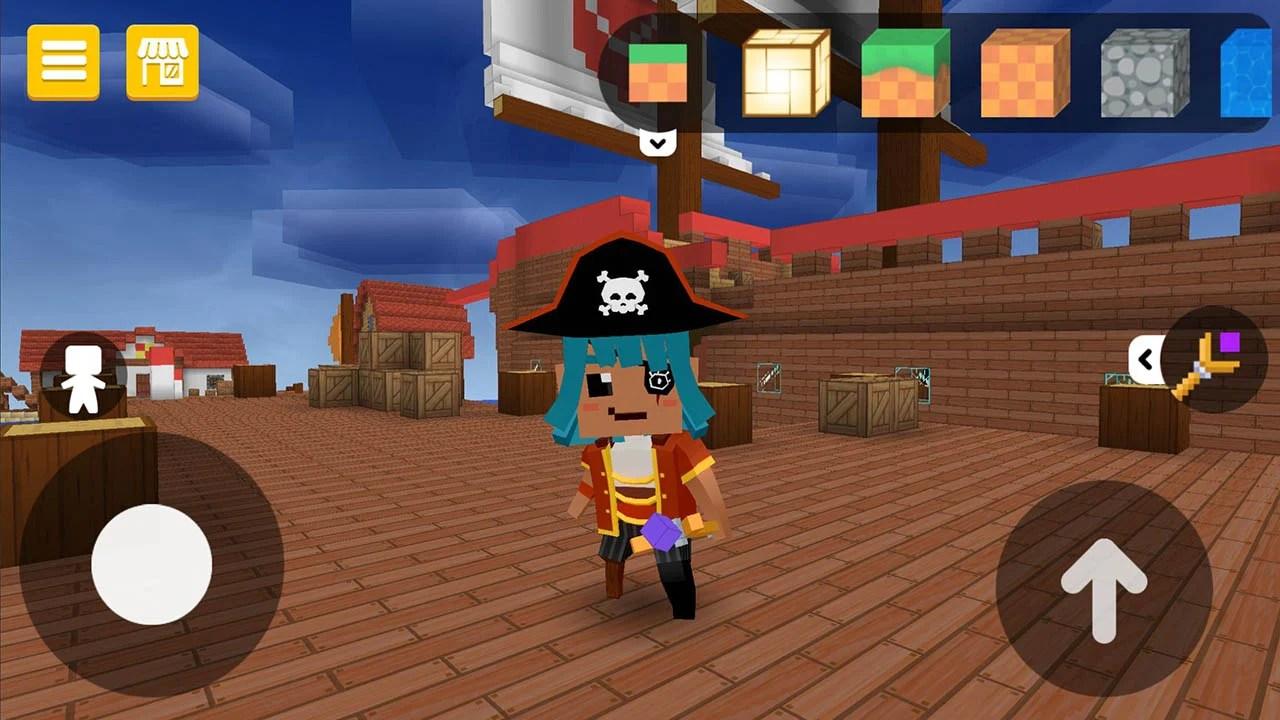 Crafty Lands Screen 2