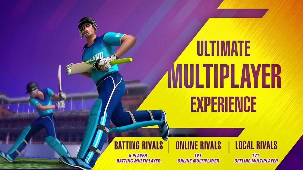 World Cricket Championship 2 Screen 1