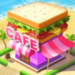 Cafe Tycoon Cooking Restaurant Simulation game APK MOD Unlimited Money