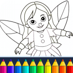 Coloring game for girls and women APK MOD Unlimited Money