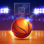 JAPAN ONLY Shooting the Ball – Basketball Game APK MOD Unlimited Money