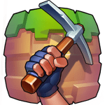 Tegra Crafting and Building Survival Shooter APK MOD Unlimited Money