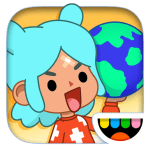 Toca Life World Build stories create your world APK MOD Unlimited Money