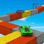Impossible Car Stunt Game 2021 – Racing Car Games 35 APK MOD Unlimited Money