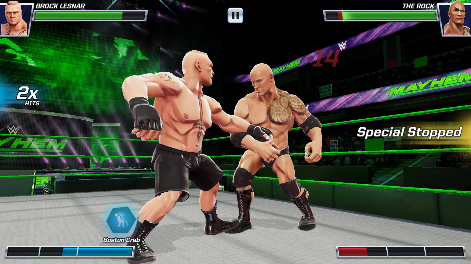 Top 5 Best Wrestling Games for Android 2021