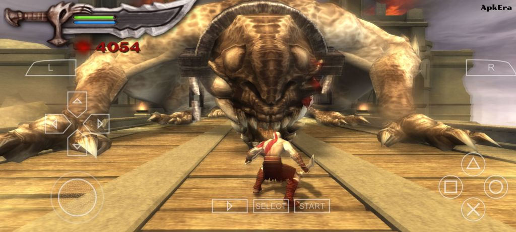 God of War: Chains of Olympus PPSSPP Download