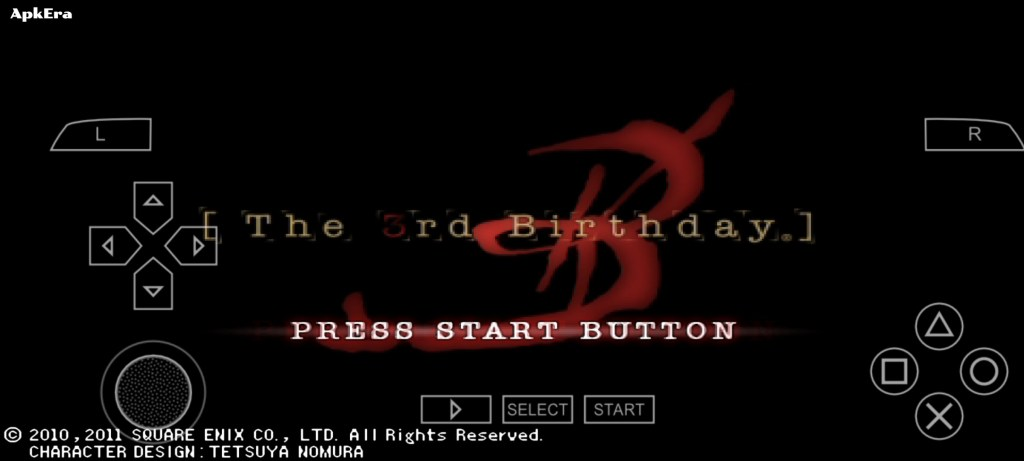 The 3rd Birthday PPSSPP Donwload