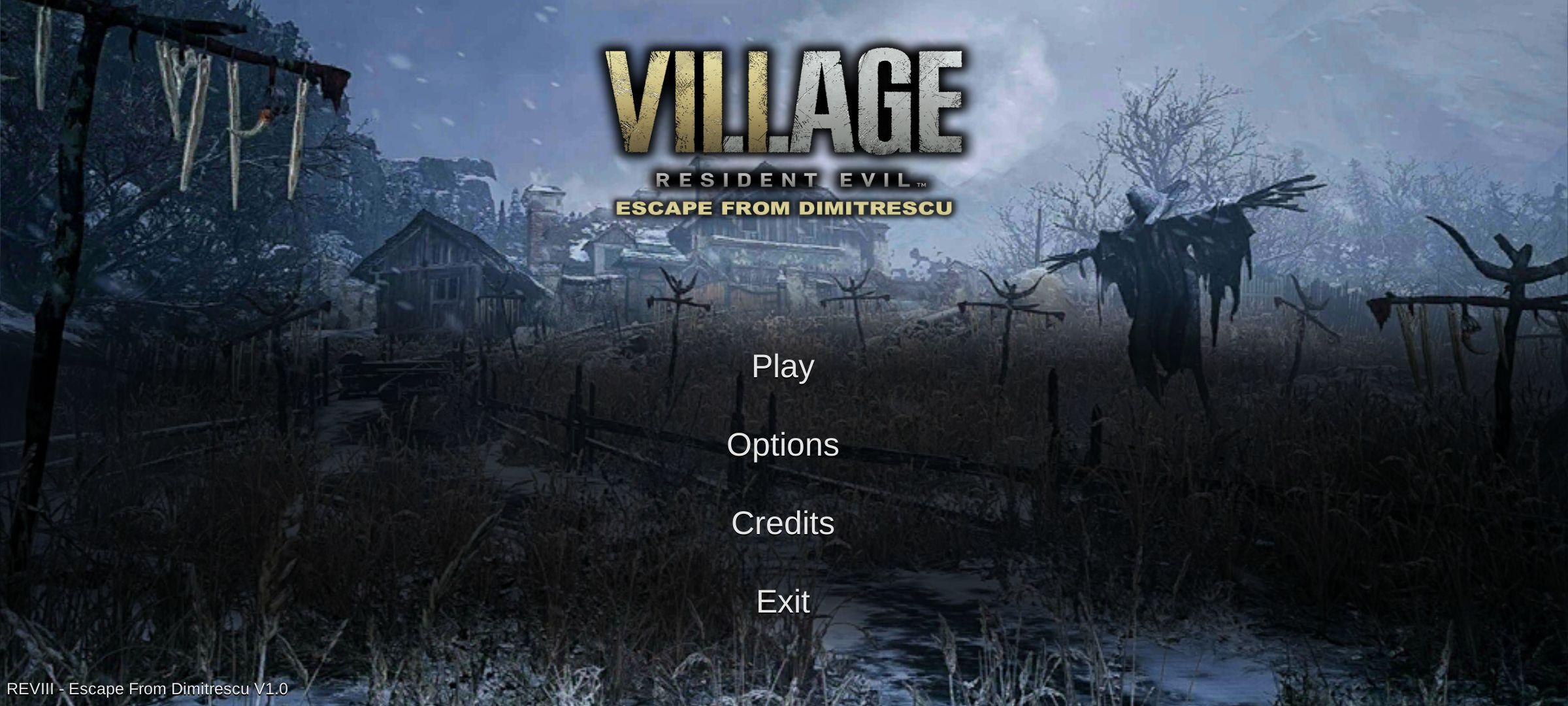 Resident Evil Village Android Port [GDrive Link]