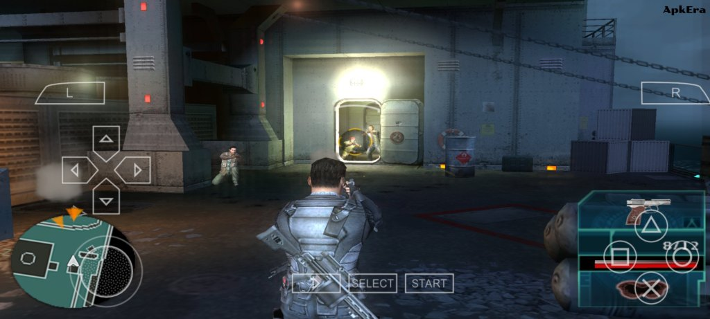 Syphon Filter Logan's Shadow PPSSPP Download
