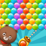 BUBBLE SHOOTER HUNGRY BEAR