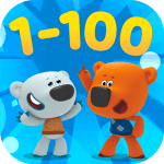 Bebebears 123 Numbers game for toddlers