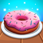 Boston Donut Truck – Fast Food Cooking Game