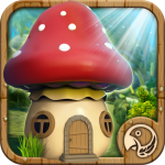 Fantasy Gnome Village Trolls House Cleaning