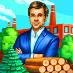 Timber Tycoon – Factory Management Strategy