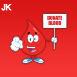 JK Blood Donors App