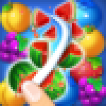 Fruits Crush – Link Puzzle Game