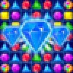Jewel Crush – Jewels Gems Match 3 Legend