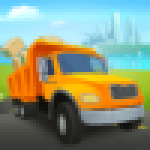 Transit King Tycoon – Seaport and Trucks