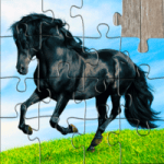 Horse Jigsaw Puzzles Game – For Kids Adults 27.0