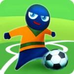 FootLOL Crazy Soccer Free Action Football game 1.0.12