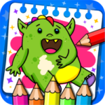 Fantasy – Coloring Book Games for Kids 1.23
