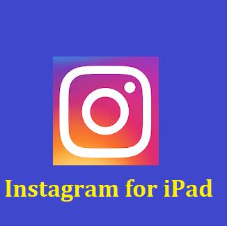 Instagram para iPad