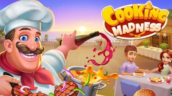 Cooking Madness APK