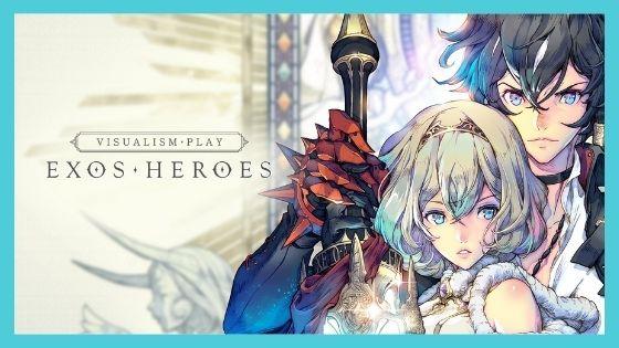 APK của Exos Heroes Mod