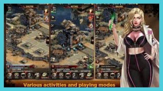 King of Wasteland Mod APK Descargar gratis [100% funcional]