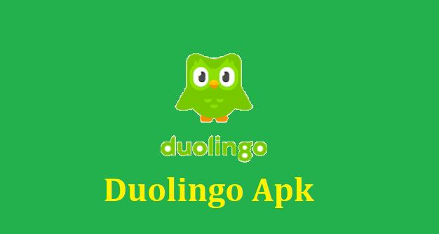 APK của Duolingo MOD