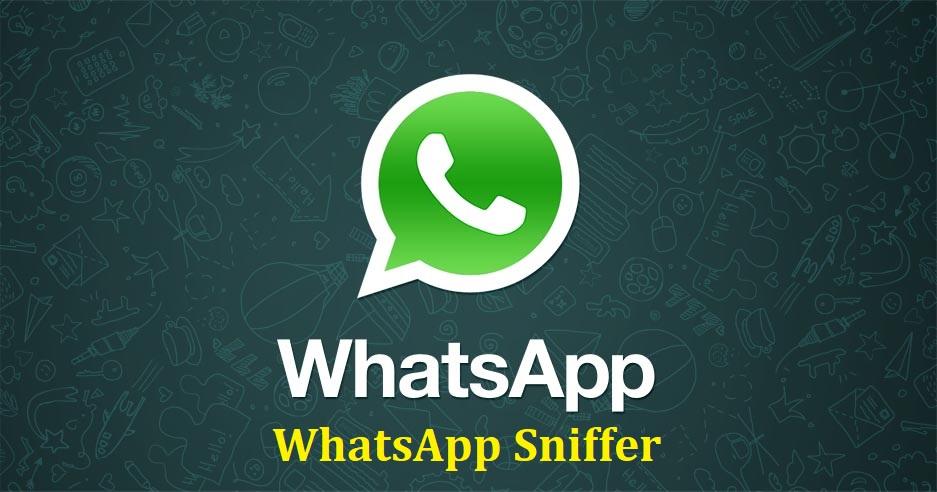 WhatsApp Sniffer