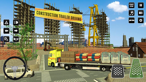 City Construction Simulator Forklift Truck Game 3.29 screenshots 19
