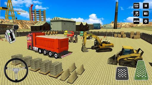 City Construction Simulator Forklift Truck Game 3.29 screenshots 3
