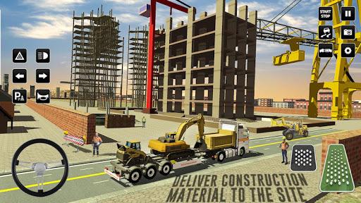 City Construction Simulator Forklift Truck Game 3.29 screenshots 9