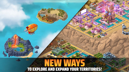 City Island 5 – Tycoon Building Simulation Offline 2.16.7 screenshots 5