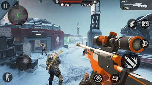 Critical Action Gun Strike Ops – Shooting Game 2.0.416 screenshots 16